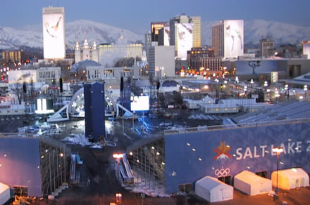 Salt Lake City to Bid to Host Another Olympic Games