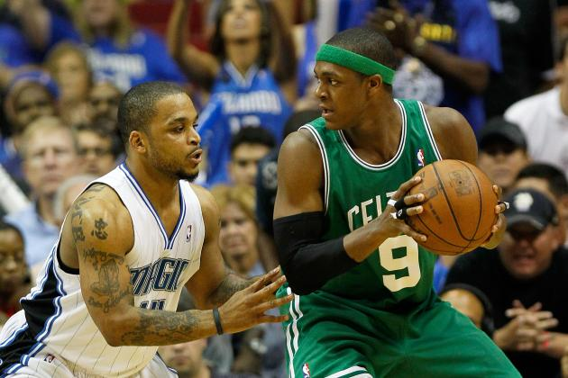 Orlando Magic Should Make Play for Boston's Rajon Rondo