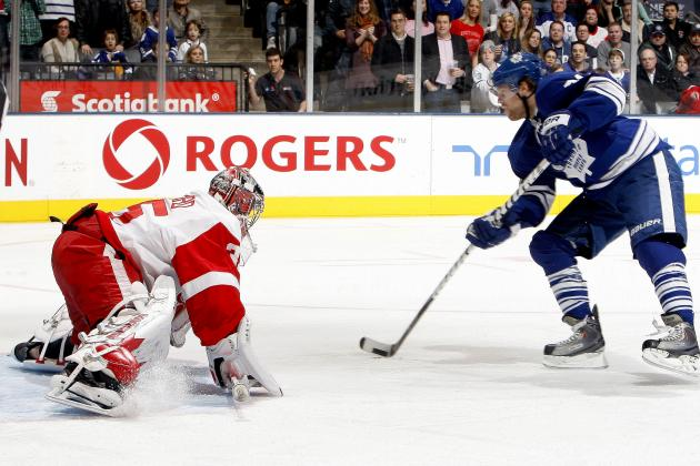 2013 NHL Winter Classic: Detroit Red Wings to Host the Toronto Maple Leafs