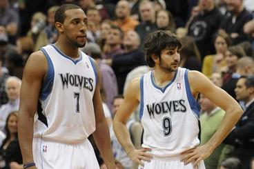 Ricky Rubio, Derrick Williams to Participate in 2012 BBVA Rising Stars Challenge