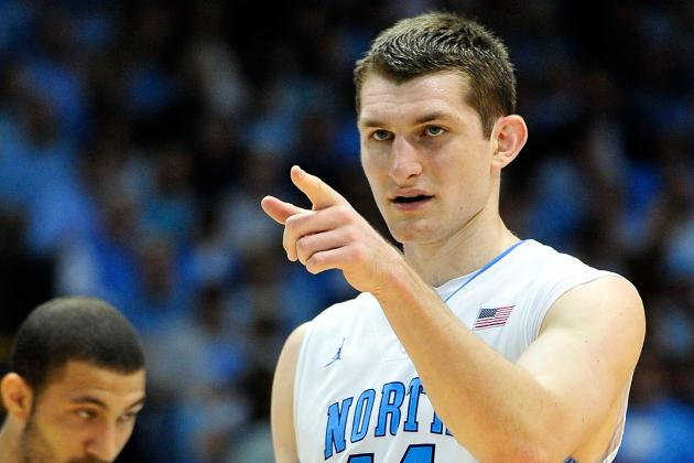Duke vs. UNC Predictions: Tyler Zeller's Post Presence Will Destroy Blue Devils