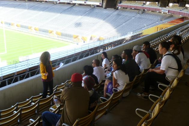 ASU Athletics, UnitedHealth and Non-Profit Fight Against Childhood Obesity