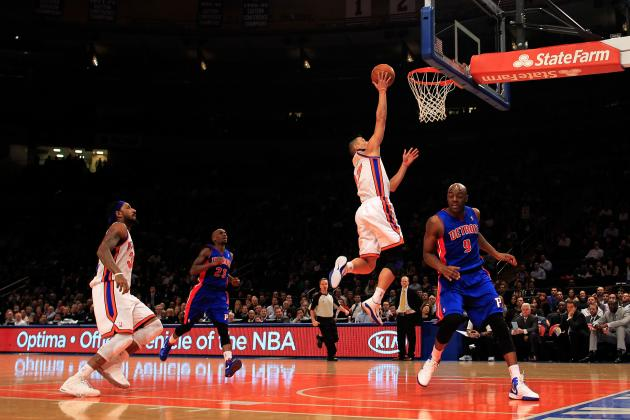 New York Knicks: Jeremy Lin Is Taking the Garden by Storm