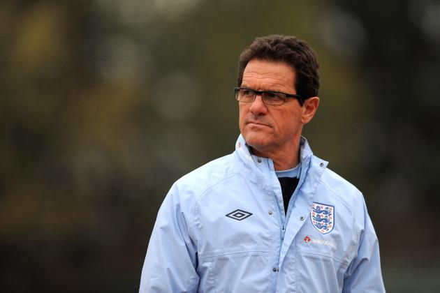 Fabio Capello's Departure Could Destroy England's International Future