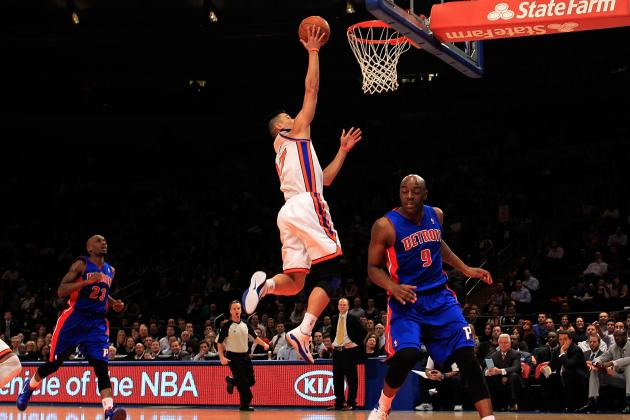 Keys to Jeremy Lin Extending New York Knicks' Win Streak Without Melo or Amar'e