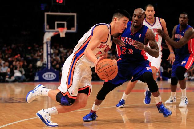 Jeremy Lin: Breaking Down the Amazing Numbers Behind New York Knicks' Linsanity