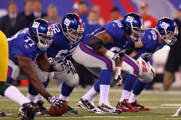 Super Bowl Party Is Over: What the NY Giants' Line Looks Like for 2012
