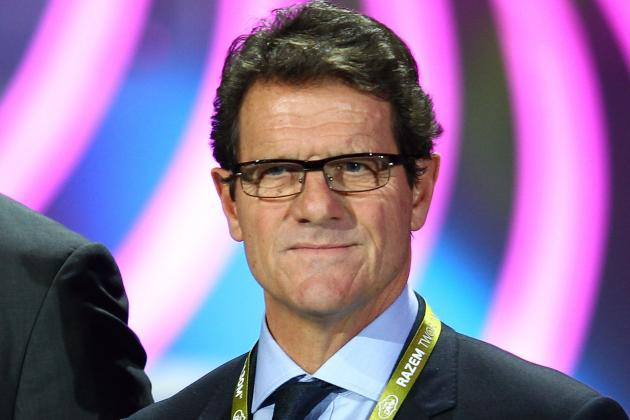 Euro 2012: Who Should Replace Fabio Capello as the Next England Manager?