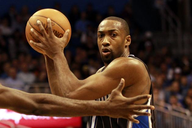 NBA Rumors: Los Angeles Lakers Keeping Gilbert Arenas Option Open