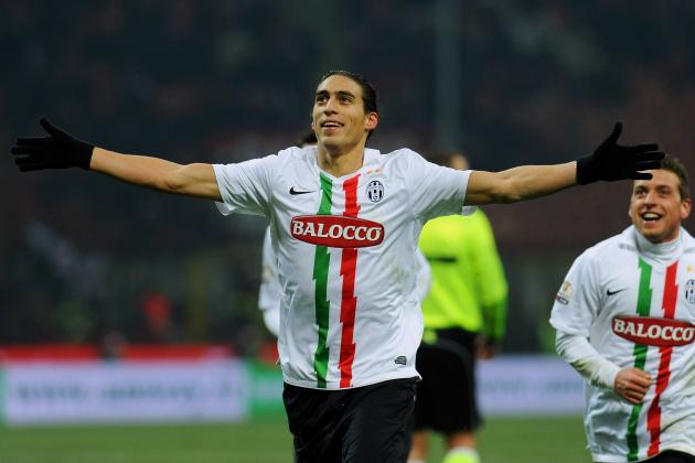 Martin Caceres' Brilliant Homecoming Puts Juventus over A.C. Milan in TIM Cup