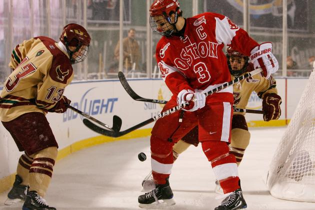College Hockey Power Rankings: Boston University Replaces UMD as No. 1 Team