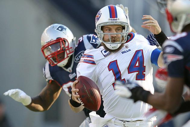 2012 NFL Draft: How to Improve the Bills Quarterback Situation