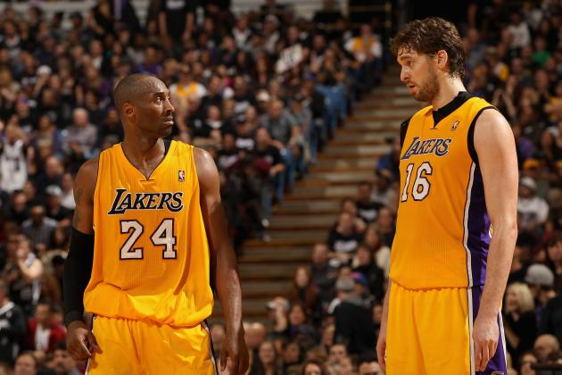 L.A. Lakers Rumors: A Roster Change Is Coming, According to Kobe Bryant