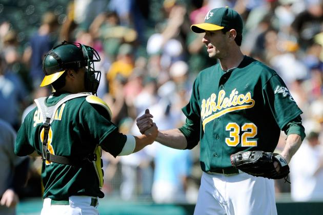 2012 MLB Predictions: Oakland Athletics Season Preview