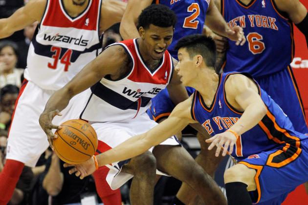 Jeremy Lin Takes over Nation's Capital to Make It 3 in a Row for the Knicks