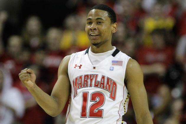 Maryland Terrapins: Greivis Vasquez and Players React to Terps' First Road Win