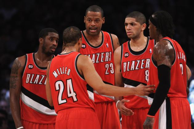 NBA Playoff Predictions: Why Portland Trail Blazers Are Most Dangerous in West