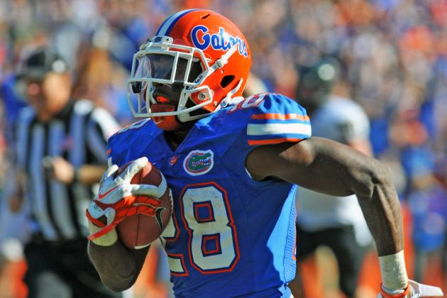 Florida Gators Football: UF Players to the NFL Scouting Combine