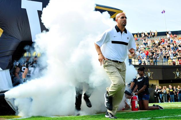 Vanderbilt Football: Was 2011 a Fluke or Are the Commodores Legit?