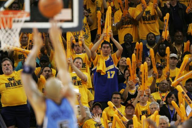 NBA: Are Golden State Warriors Fans Most Obsessive Fanbase in NBA?