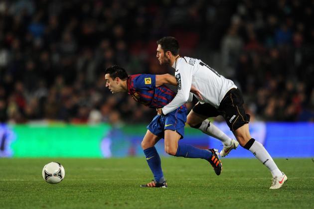 FC Barcelona: Cesc Fabregas and Xavi Propel Barca to Copa Del Rey Finals