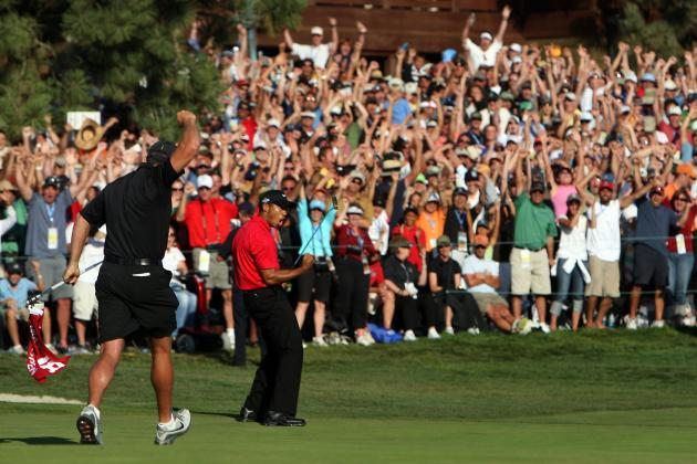 PGA Tour 2012: Can Tiger Woods Regain His World No.1 Ranking?