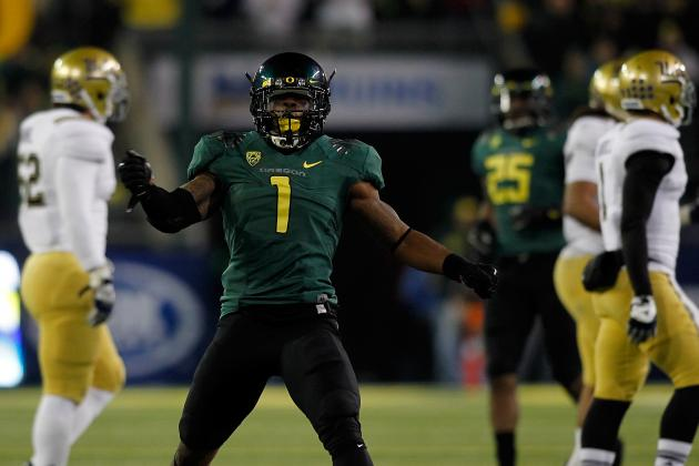 Chip Kelly's Offense Figures to Utilize Oregon Ducks' Talented Receivers