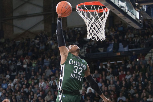 Cleveland State Host Valparaiso with First Place on the Line