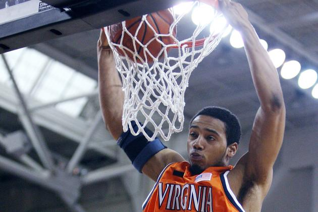Virginia-Clemson:  Cavaliers Shoot Down Tigers, Stay One Game Back in ACC
