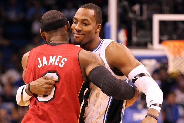 Dwight Howard Trade Rumors: Magic Idiotic to Pull Superman off Trade Block