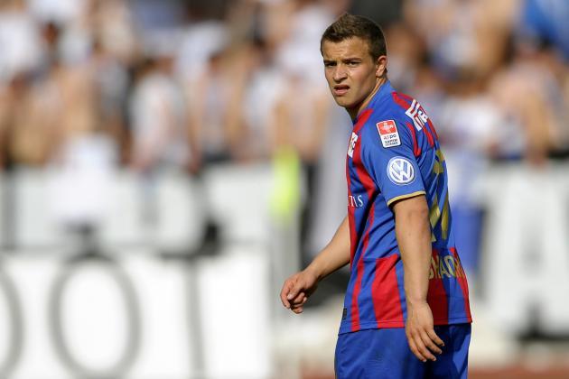 Xherdan Shaqiri Transfer Is Similar to Chicharito Hernandez's Move to Man United