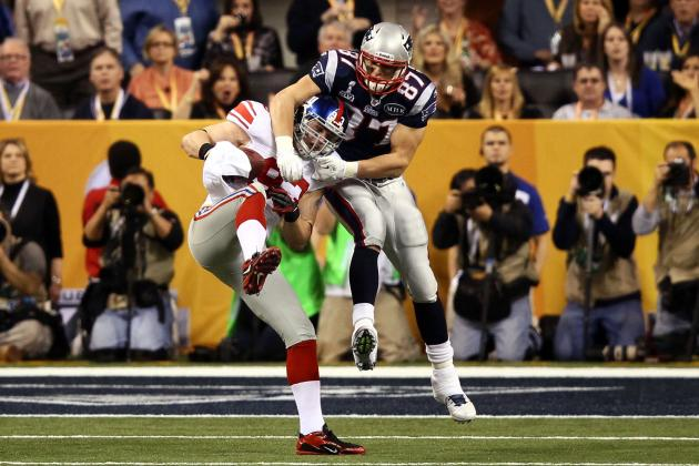 Rodney Harrison Couldn't Be More Wrong Blasting Pats' Superstar Rob Gronkowski