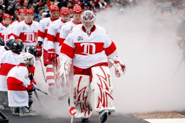 2013 Winter Classic: Detroit Red Wings Will Host Toronto Maple Leafs