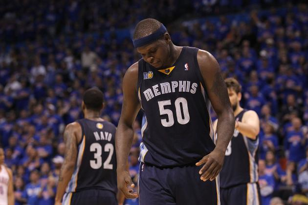 NBA Rumors: Zach Randolph Possibly Ahead of Schedule is Great News for Grizzlies