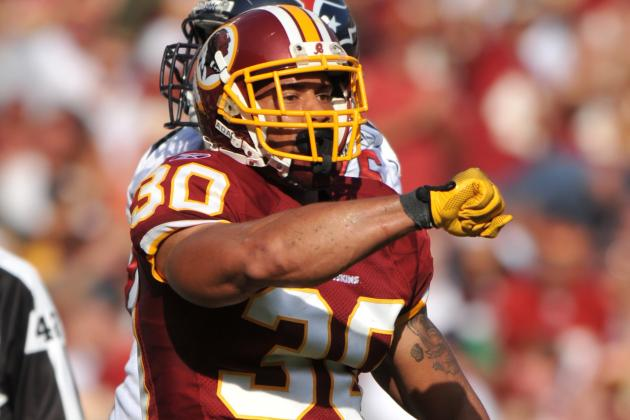 LaRon Landry Sets the Record Straight About His Surgery and Being a Redskin