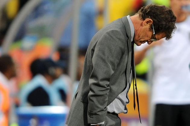 Was Capello a Failure as England Manager?