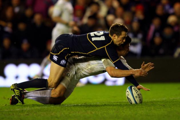 2012 Six Nations Rugby: Laidlaw Gets Chance to Prove Himself Versus Wales