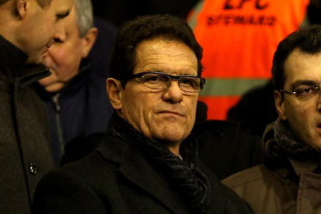 Fabio Capello and the England Job