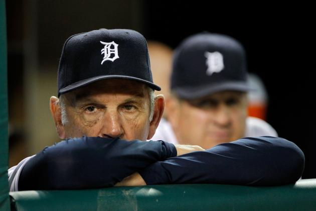 Detroit Tigers 2012: Jim Leyland to Use DH by Committee Approach