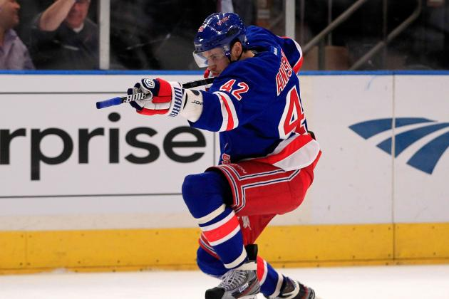 Rangers Preview: New York Looks to Bounce Back Against Tampa Bay Lightning