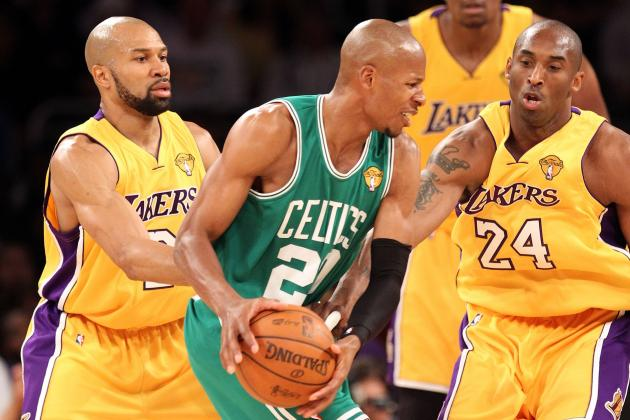 Lakers vs. Celtics: Why Marquee Matchup Is Preview of 2012 NBA Finals