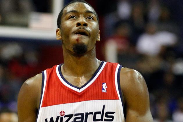 Washington Wizards Have Set John Wall Up to Fail