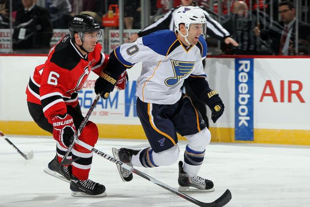 NHL Game Preview: New Jersey Devils vs. St. Louis Blues