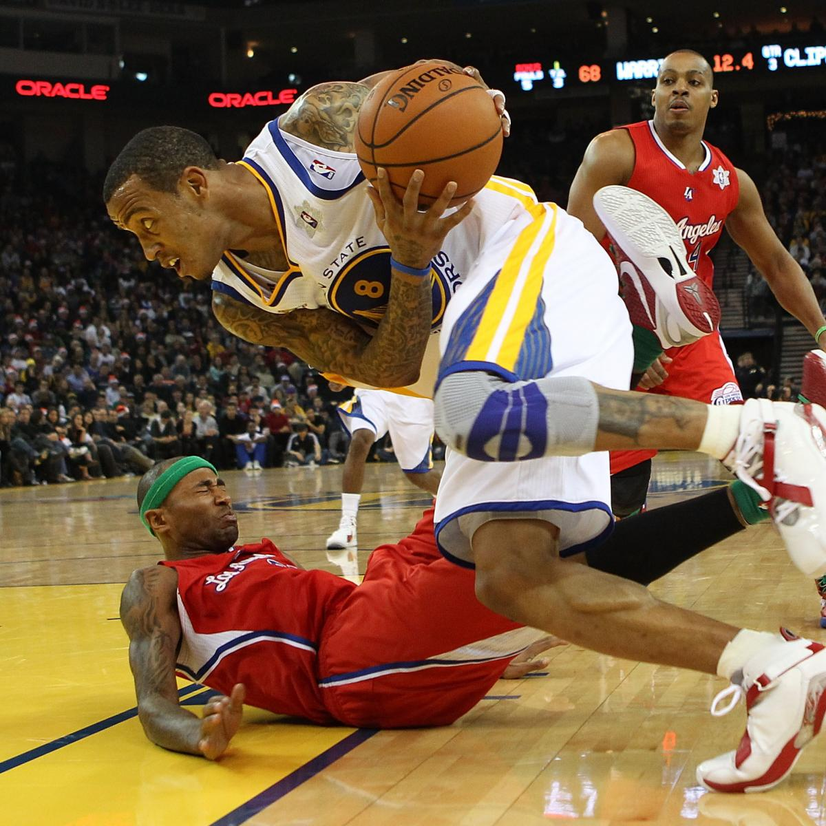 Nuggets Clippers Highlights: J.R. Smith Not Best Fit For Los Angeles Clippers Team That