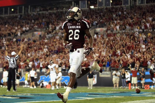2012 NFL Combine: South Carolina Sends 6 Players