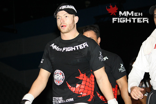 Ricky Goodall Talks Fighting, Promoting, His Ambitions and Jon Jones