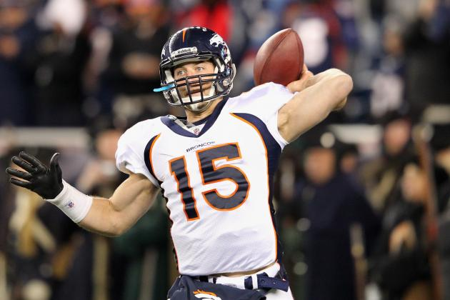 Denver Broncos: Why Tim Tebow Is Not a Franchise QB