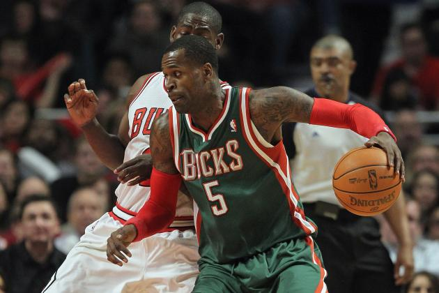 NBA Trade Rumors: Milwaukee Bucks Must Deal Stephen Jackson Before Deadline