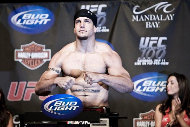 UFC Heavyweight Collision Path: Frank Mir vs. Fabricio Werdum