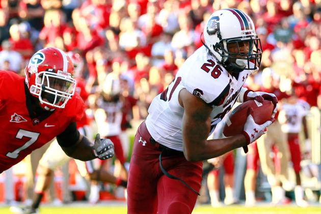 2012 NFL Combine: South Carolina Sends 6 Players